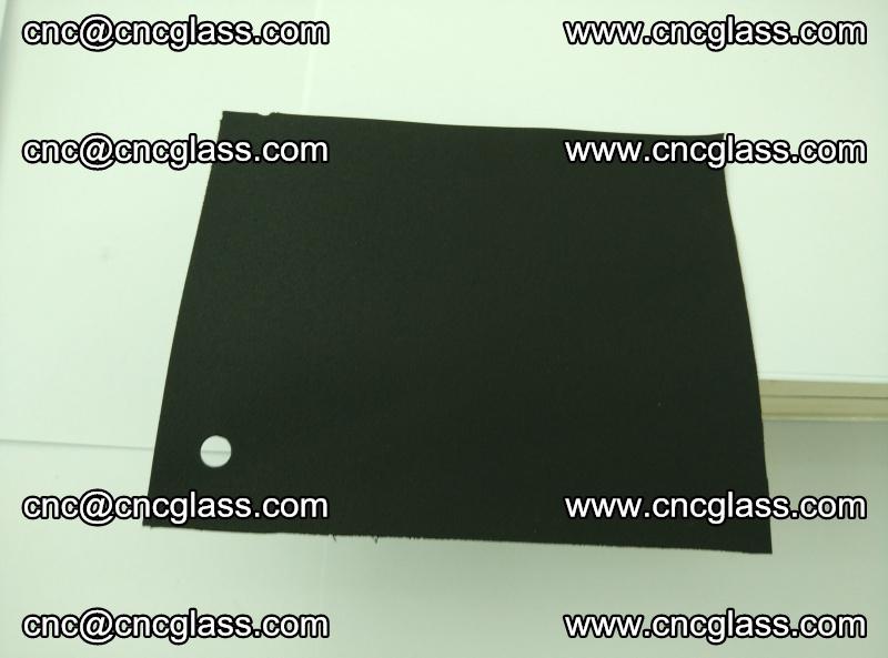 Black opaque eva laminating glass interlayer film foil (19)
