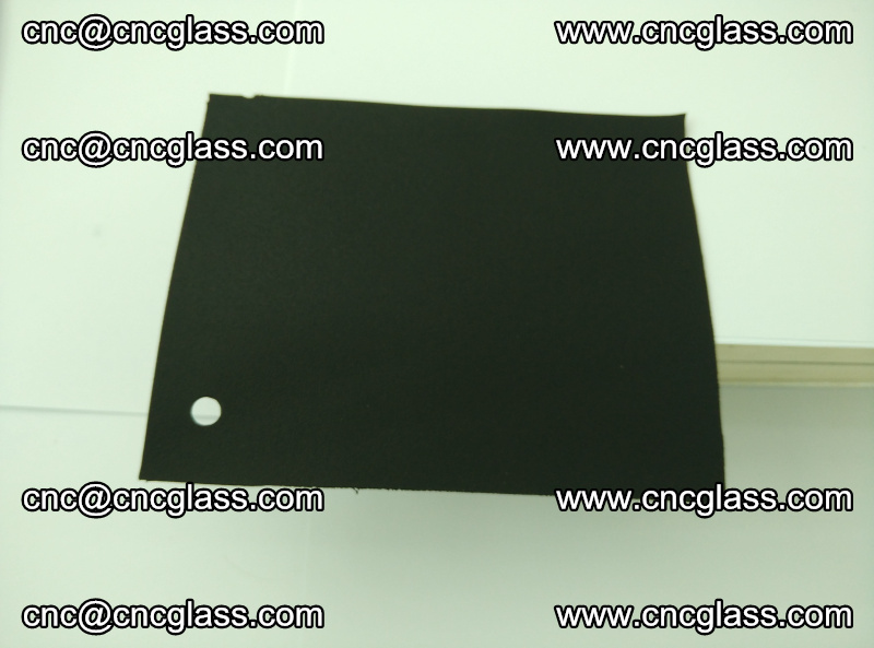 Black opaque eva laminating glass interlayer film foil (2)