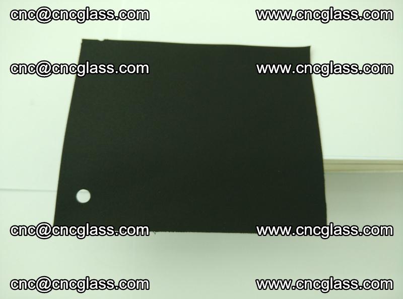 Black opaque eva laminating glass interlayer film foil (3)