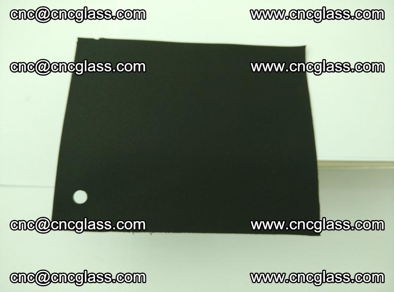 Black opaque eva laminating glass interlayer film foil (4)