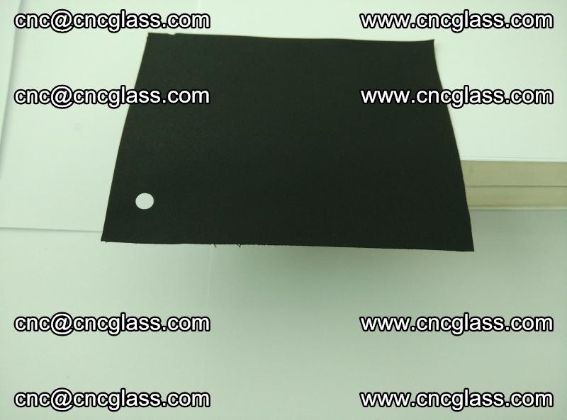 Black opaque eva laminating glass interlayer film foil (9)