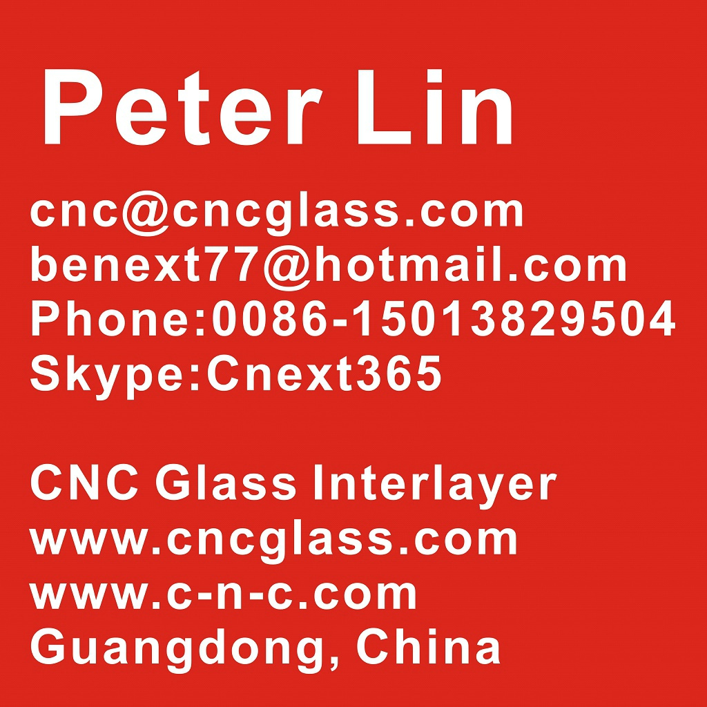 Contact CNC Glass