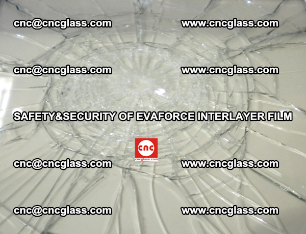 EVA Film Laminated Glass offers Safety and Security properties (1)