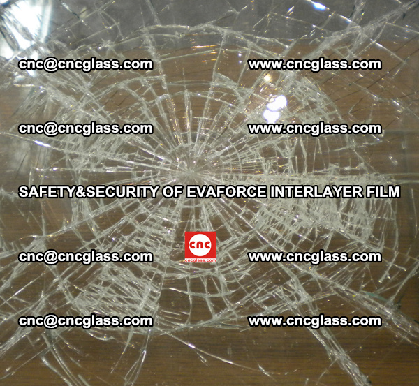 EVA Film Laminated Glass offers Safety and Security properties (7)