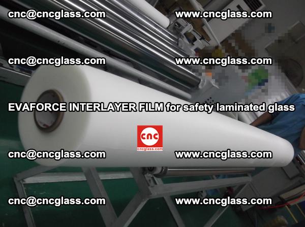 EVAFORCE INTERLAYER FILM for safety laminated glass (2)