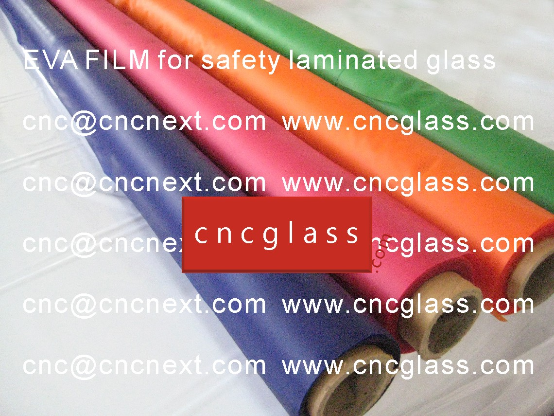 007 EVAFORCE EVA FILM FOR SAFETY LAMINATED GLASS