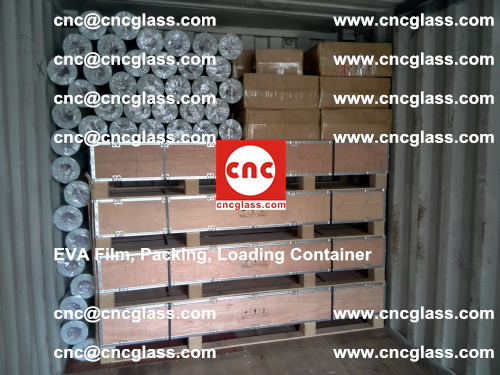 EVA Film, Package, Loading Container, Laminated Glass, Safety Glazing (11)