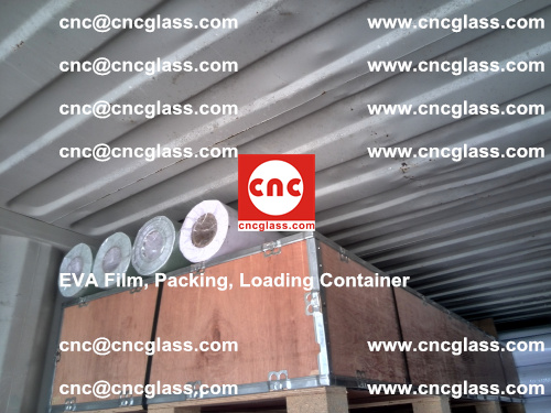 EVA Film, Package, Loading Container, Laminated Glass, Safety Glazing (15)