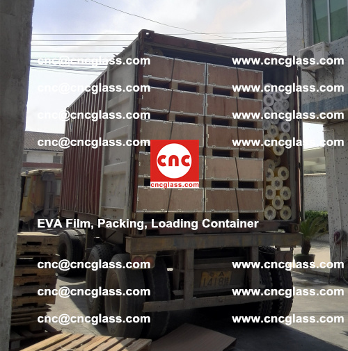 EVA Film, Package, Loading Container, Laminated Glass, Safety Glazing (21)