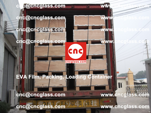 EVA Film, Package, Loading Container, Laminated Glass, Safety Glazing (30)
