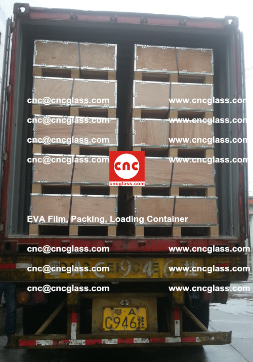 EVA Film, Package, Loading Container, Laminated Glass, Safety Glazing (34)