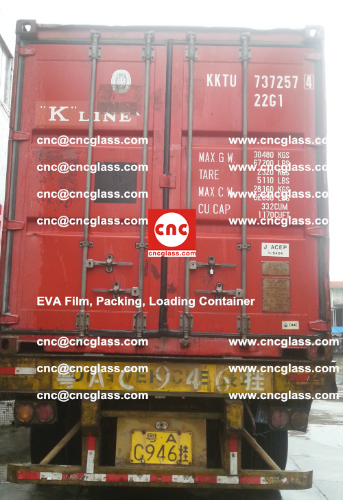 EVA Film, Package, Loading Container, Laminated Glass, Safety Glazing (36)