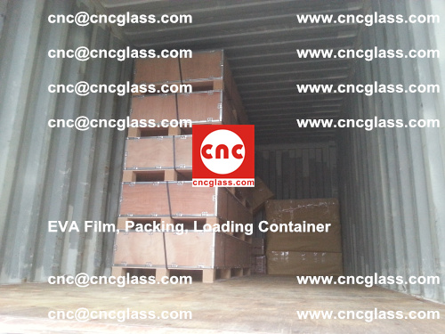 EVA Film, Package, Loading Container, Laminated Glass, Safety Glazing (39)