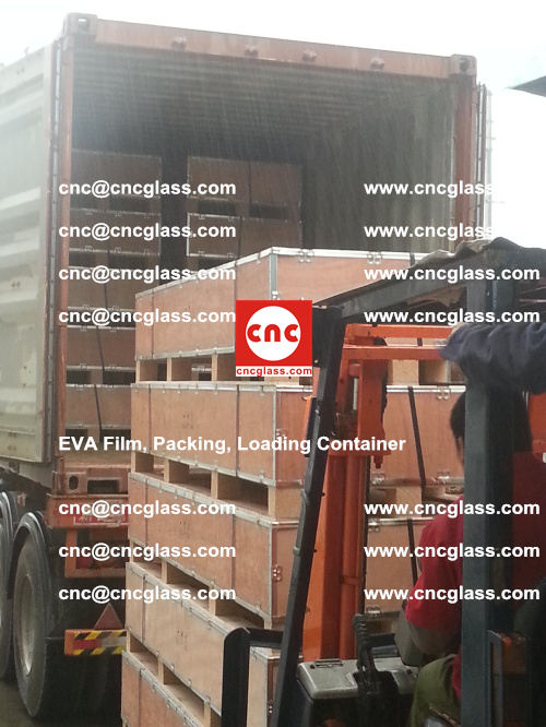 EVA Film, Package, Loading Container, Laminated Glass, Safety Glazing (40)