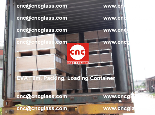 EVA Film, Package, Loading Container, Laminated Glass, Safety Glazing (52)