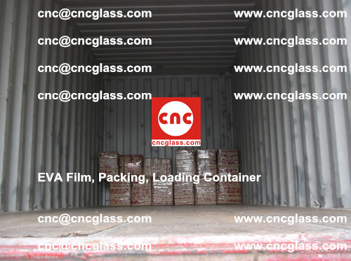 EVA Film, Package, Loading Container, Laminated Glass, Safety Glazing (61)