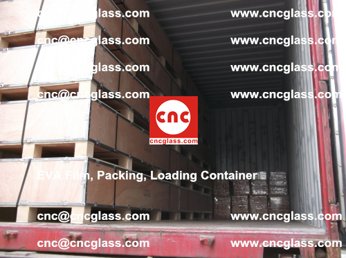 EVA Film, Package, Loading Container, Laminated Glass, Safety Glazing (63)