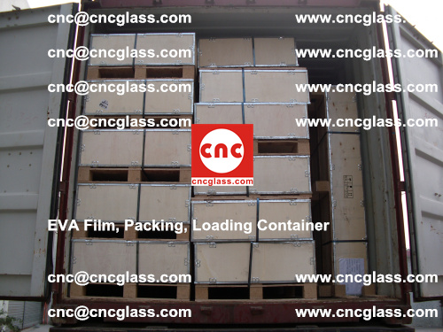 EVA Film, Package, Loading Container, Laminated Glass, Safety Glazing (8)