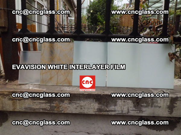 EVAVISION WHITE INTERLAYER FILM for safety laminated glass (1)