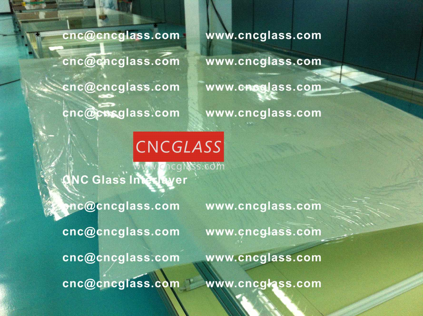 003 Smart Glass Film for safety laminated glass insert