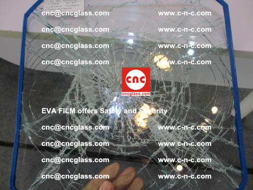 EVA Film Laminated Glass offers Safety and Security (4)