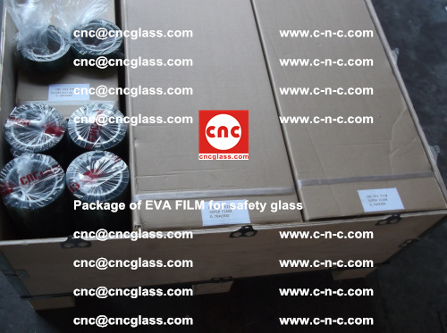 Package of EVA Film for safety laminated glass (18)