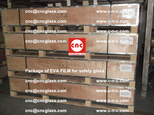 Package of EVA Film for safety laminated glass (20)