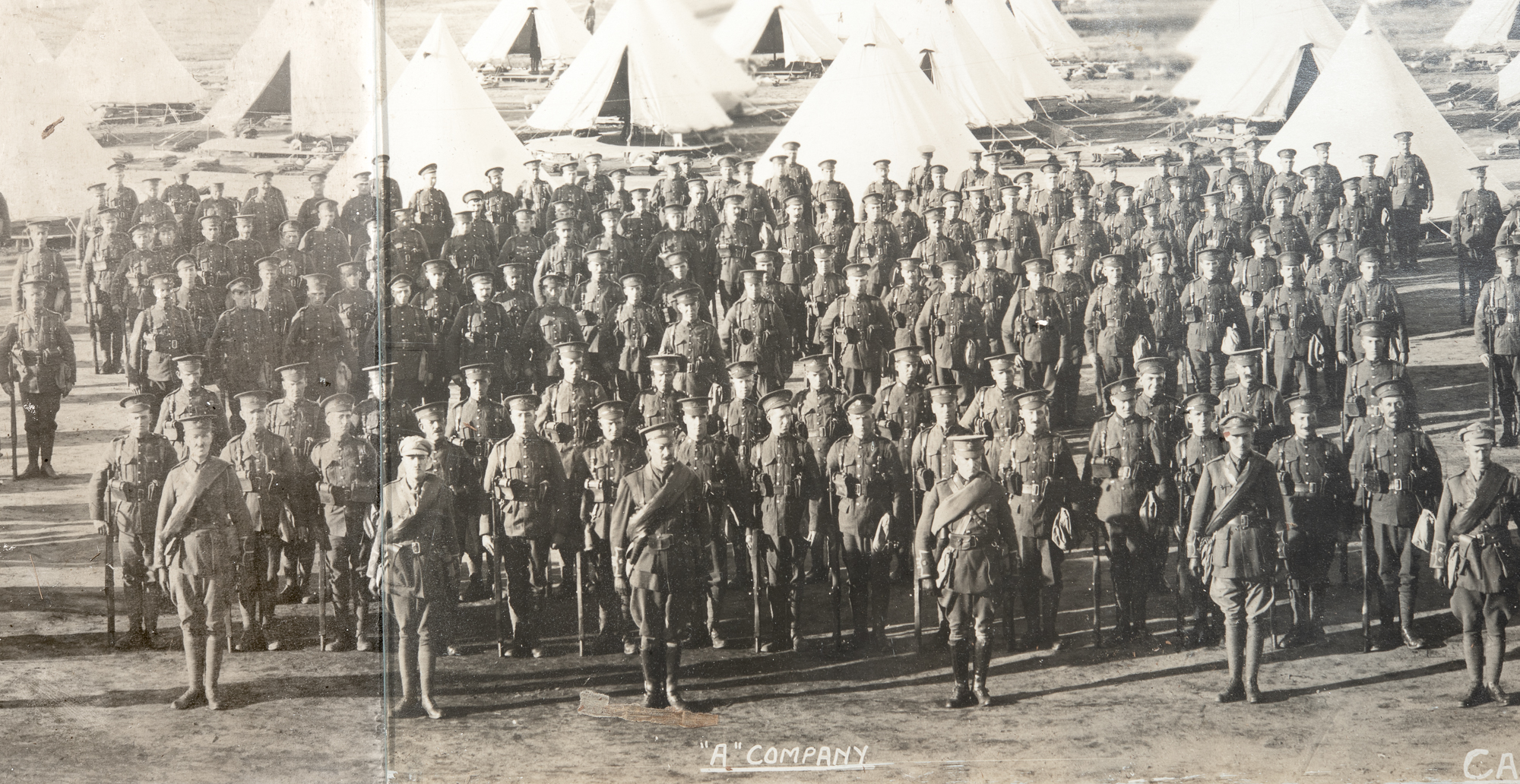 A Company, 146th Battalion