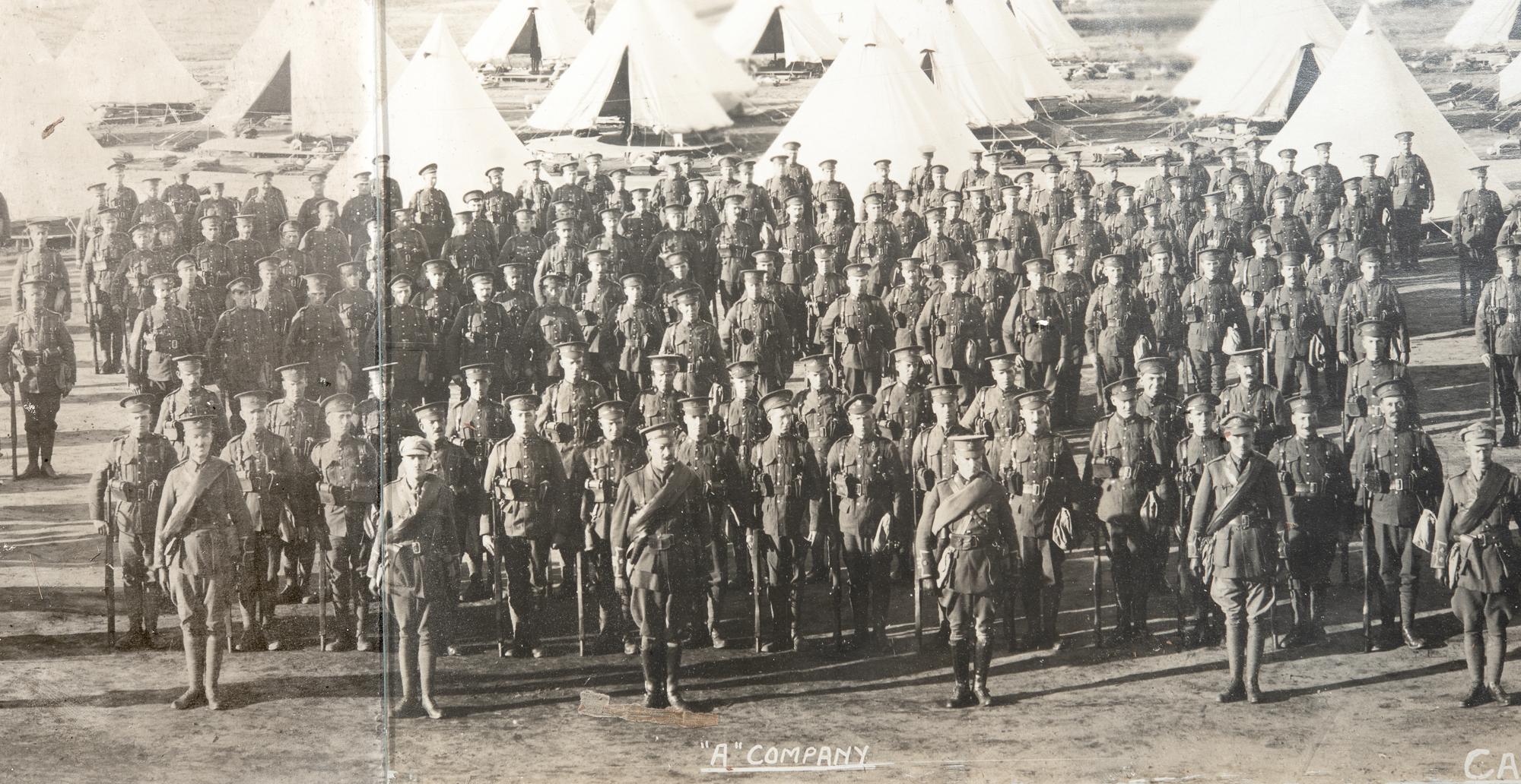 A Company, 146th Battalion