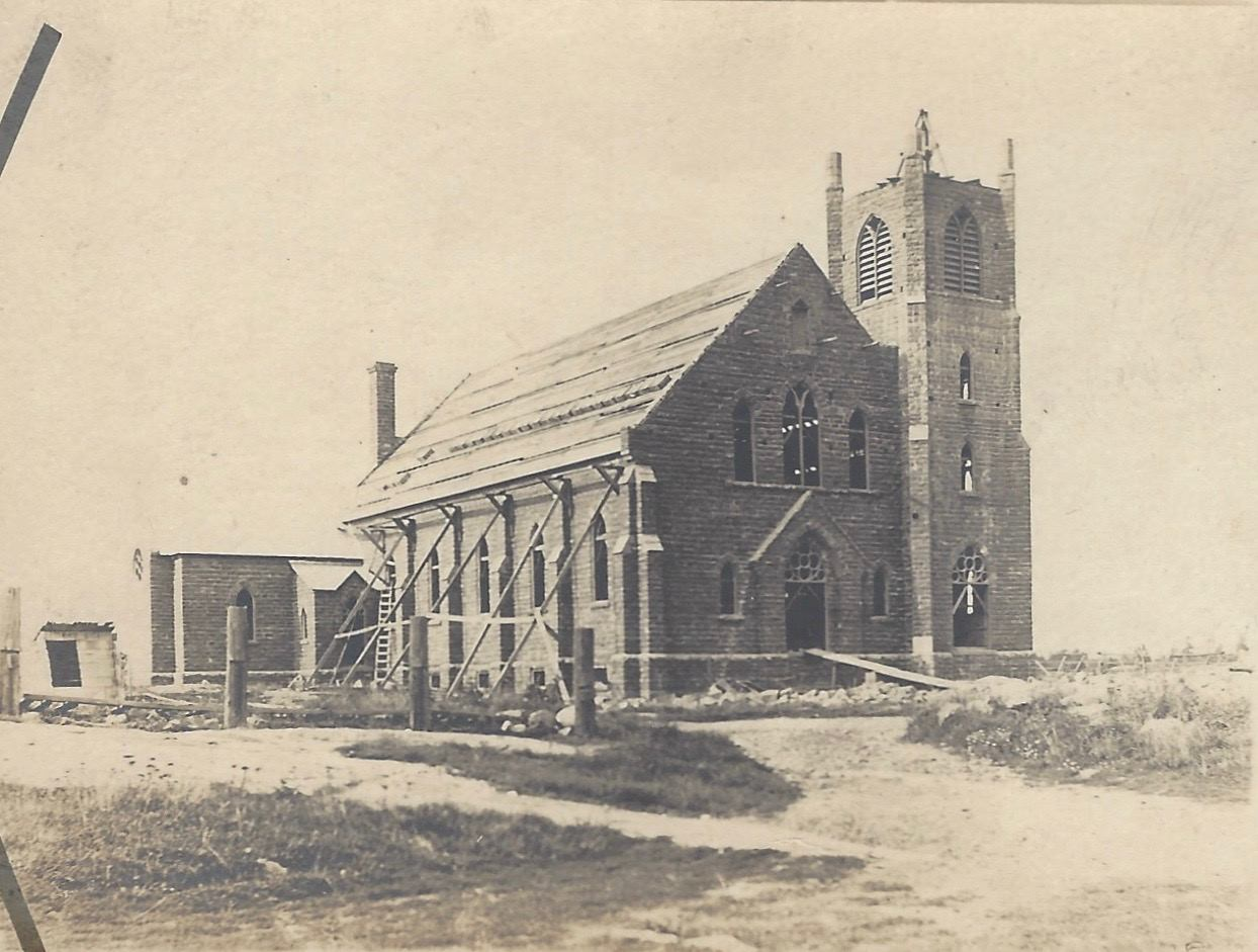 Church of the Annunciation of the Blessed Virgin Mary, in Chippewa, Camden Township, Ontario
