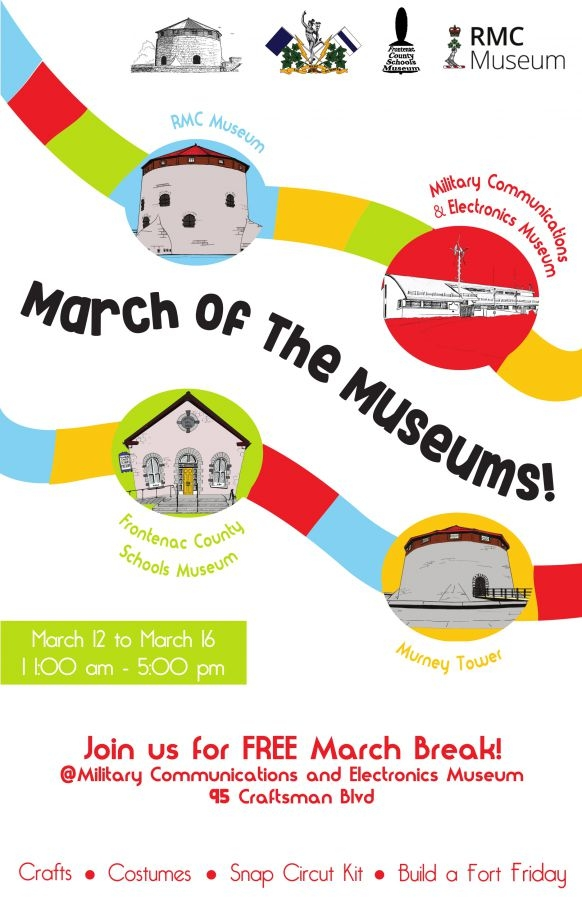 March of the Museums