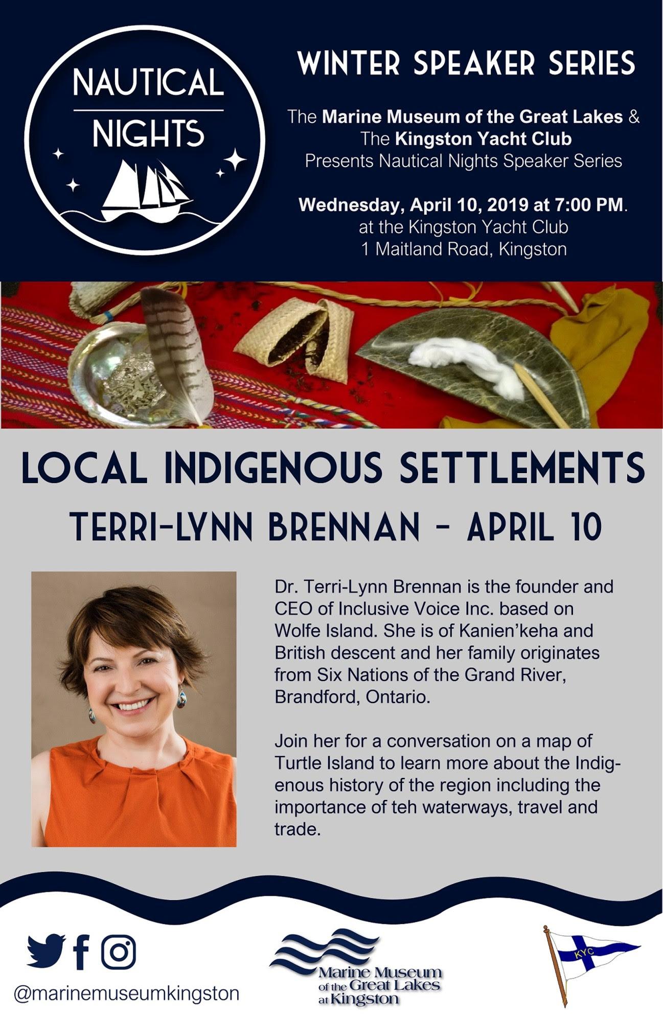 Local Indigenous Settlements