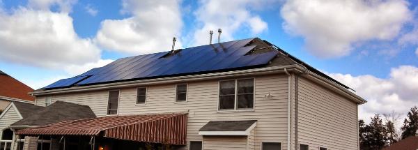 Nice Solar Panel Installation in Ocean County NJ