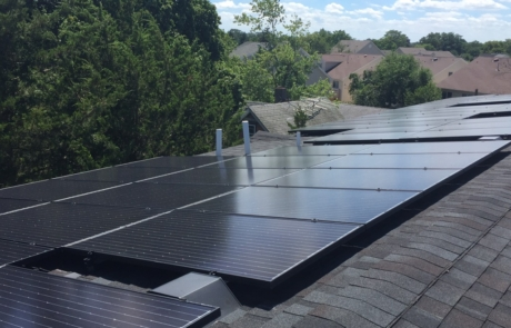 Solar Panels on Roofs in NJ