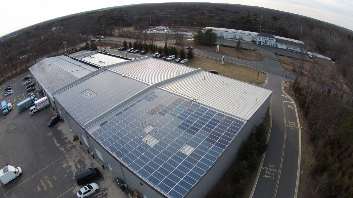 Commercial Solar System North Jersey