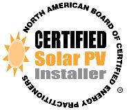 NABCEP Certified Solar Installers in NJ NY