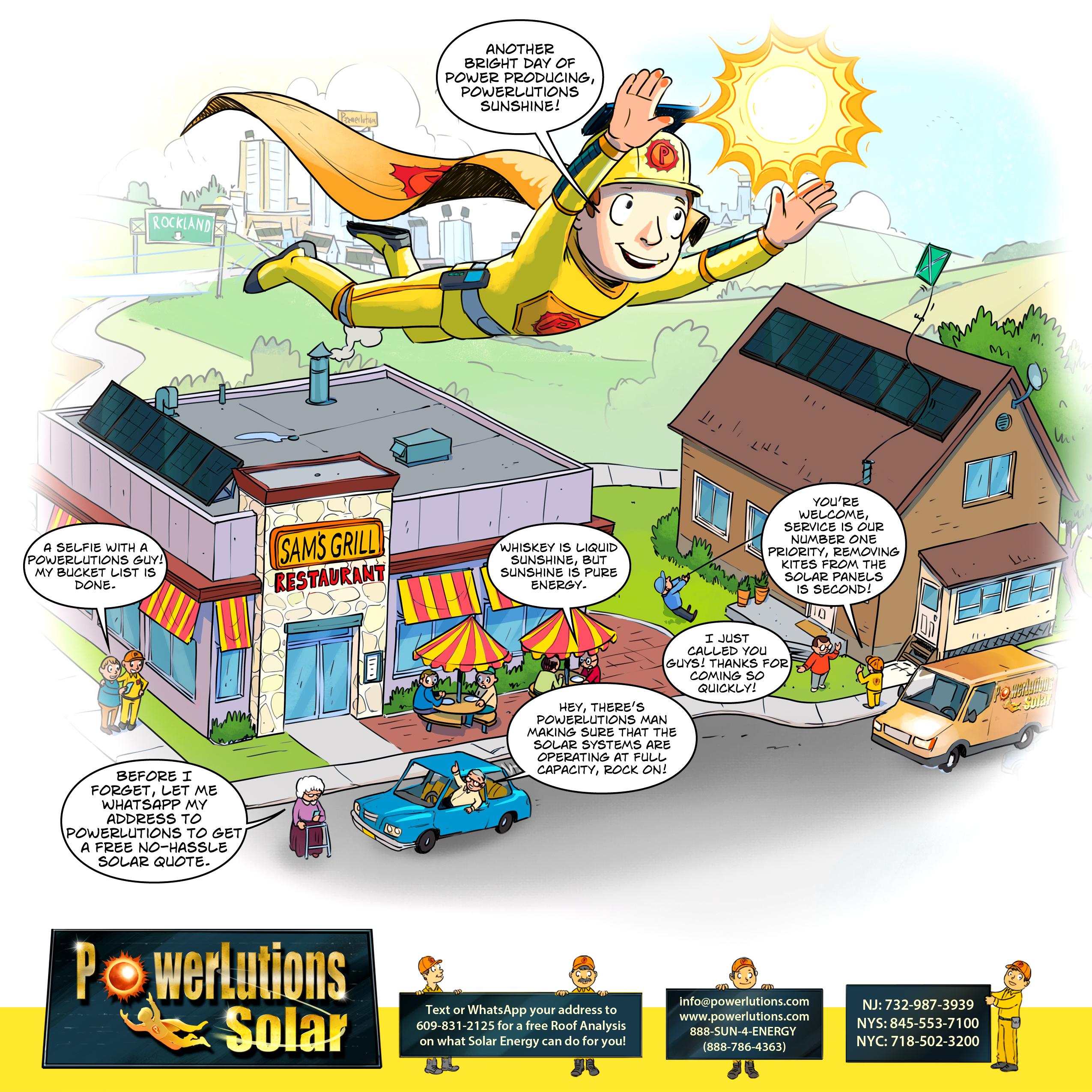 Episode Six: Super Solar Service