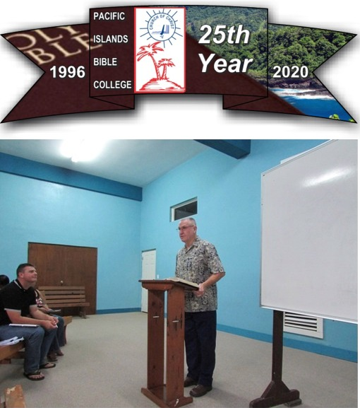 Pacific Islands Bible College 25th Year