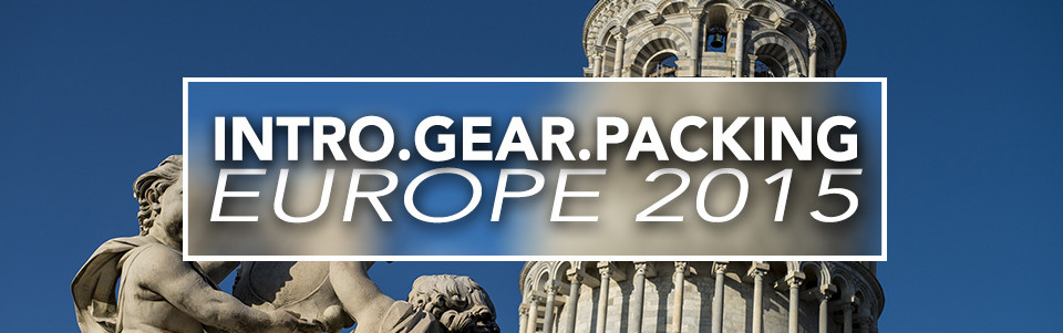 Europe 2015 – Intro