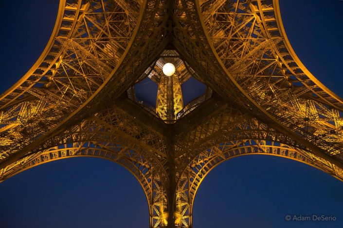 Eiffel Tower Design, Paris