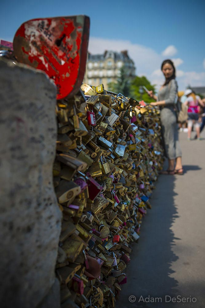 Heart Lock, Paris