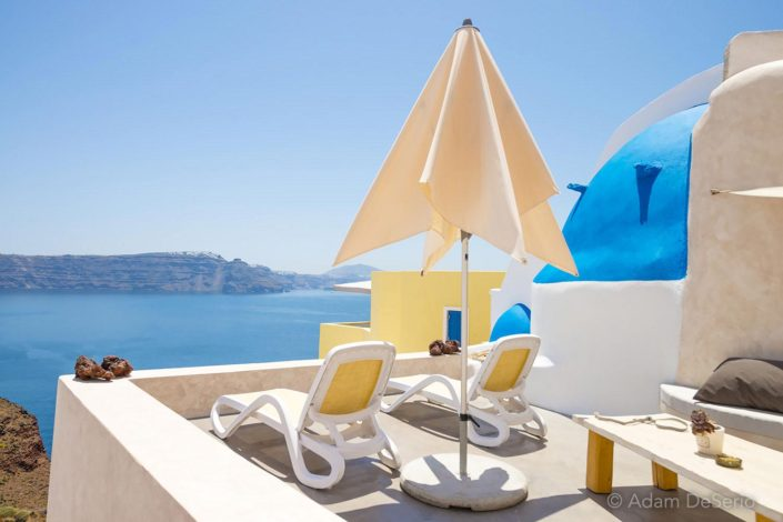 Paradise, Santorini
