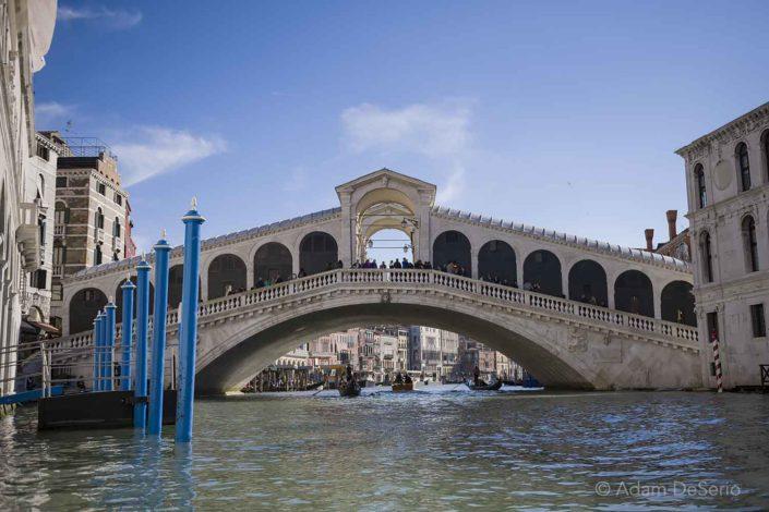 Ponte Vecchio and Gondolas