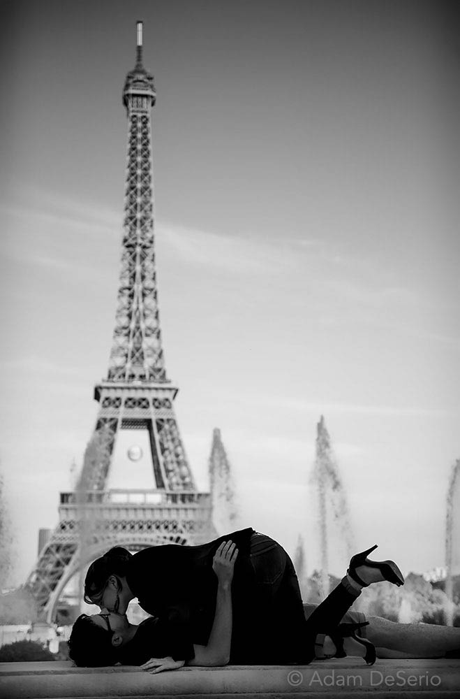 Romance in Paris