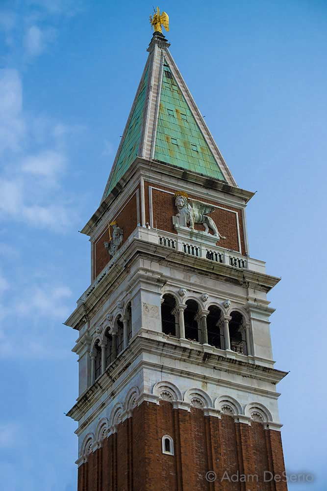 San Marco Tower, Venice