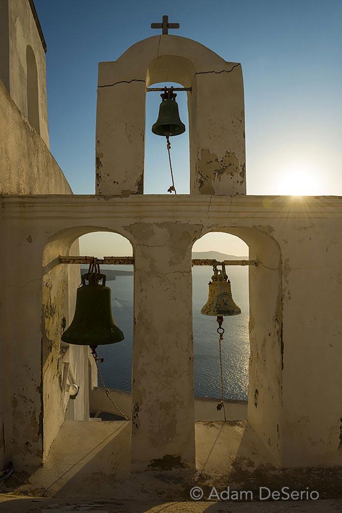 Santorini Bells, Santorini