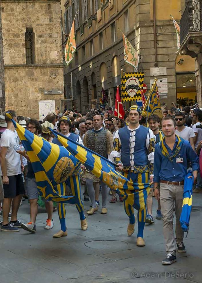 Tartuga Parade, Palio, Siena, Italy