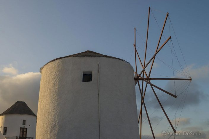 Windmill Side, Santorini