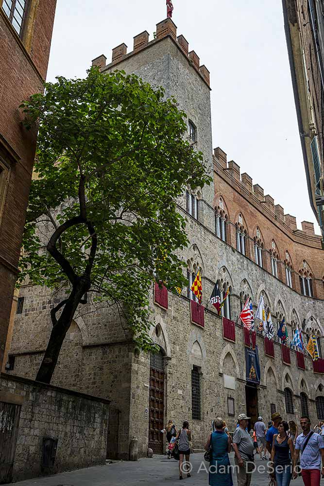 All The Flags Siena, Italy