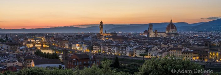 Florence City Line, Italy